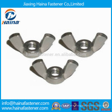 Stock JIS B 1185 Stainless Steel Square Wing Nut