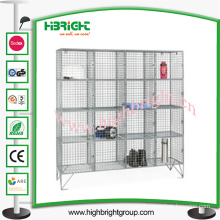 Padlock Multi Compartment Lockers for Schools