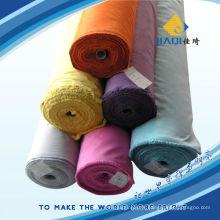 Vente en gros de tissu en polyester en rouleaux