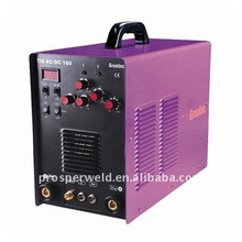 TIG160ACDC inverter AC/DC square wave tig welding machine
