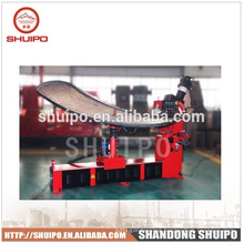 No Template Irregular Dished Head Folding Machine / Metal Folding Machine