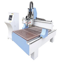 9kw Air Cooling 8 Tools Atc CNC Woodworking Machine Automatic 3D Wood Carving CNC Router for Sale