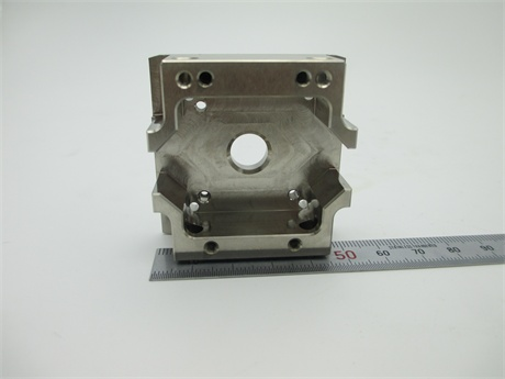 Precision Cnc Machining with Elctroless Nickel Plating