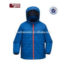 Дизайн мода дети печать спортивная куртка