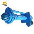 pompe centrifuge verticale de puisard, pompe de boue, disponible de stock.