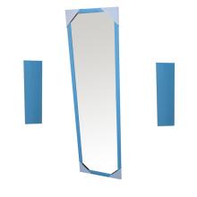 PS espelho de maquiagem para decoração de casa