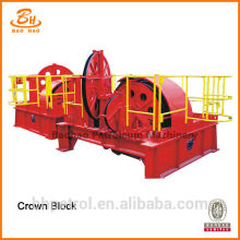 Supply Drilling Rig Crown Block TC-135 in stock
