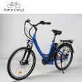 Livelytrip Bicicleta Elétrica Colorida E Bicicleta DIY Cidade E-Bicicleta Bicicleta Elétrica Para Senhora Feita Na China