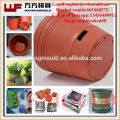 Zhejiang offer plastic garden flower pot injection mould for garden plastic flower pot injection mold