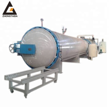 wood impregnation pressure vessel
