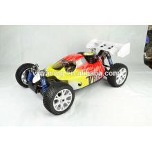 VRX Racing RH802, carrinho de nitro 4WD RTR, i1/10 nitro rc buggy da fábrica