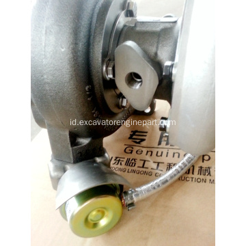 Deutz BF6M2012 Suku Cadang Mesin Turbocharger 1118010-D807