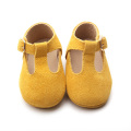 T Bar Leather Baby Dress Shoes Shoes