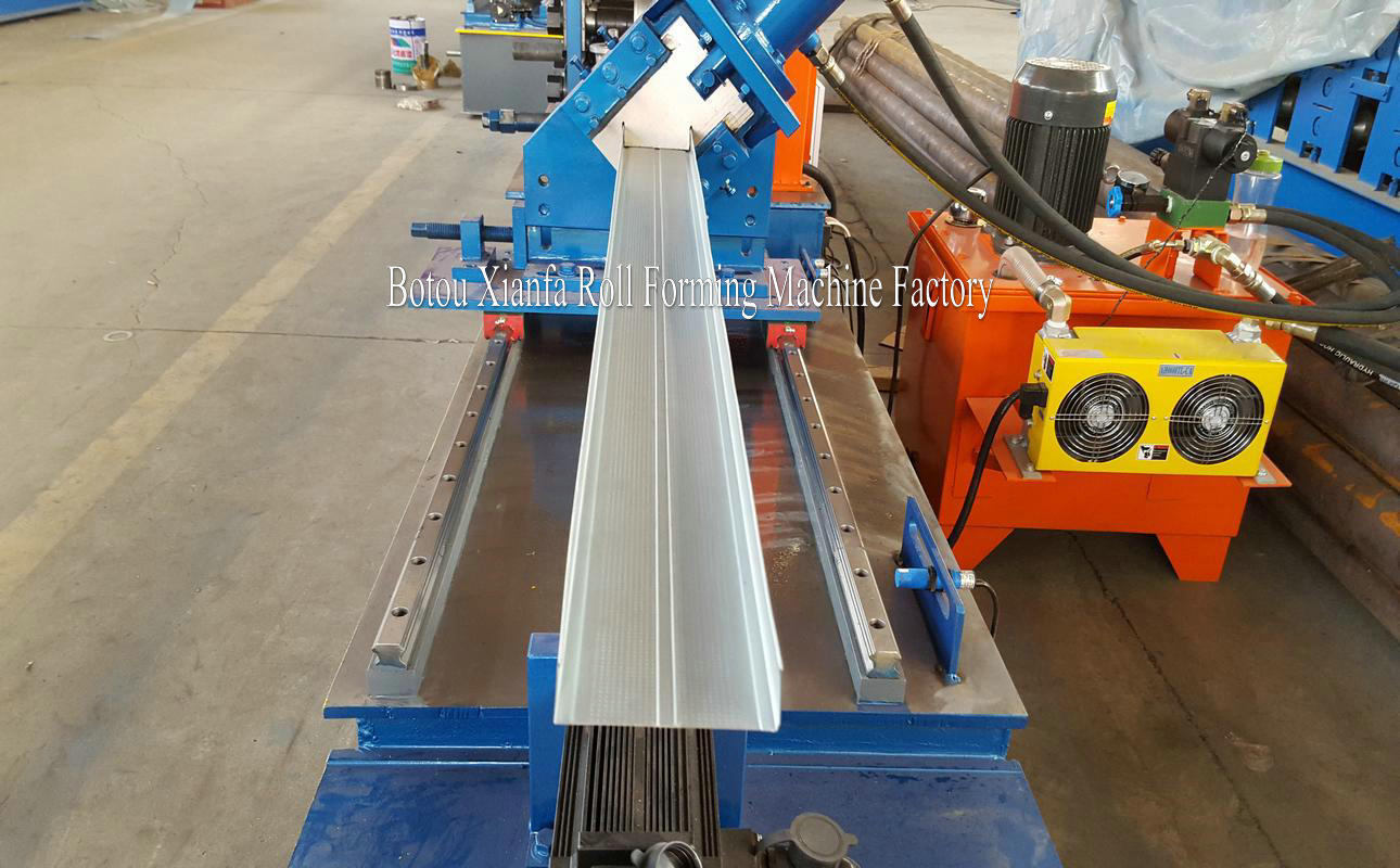 Purlin Roll Forming