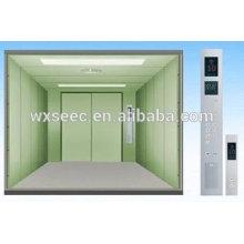 VVVF drive freight elevator