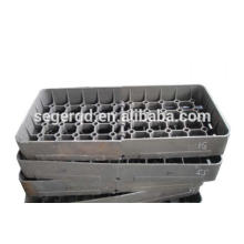 Ferro fundido de silicone de cromo níquel resistente ao calor