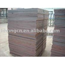platforms steel grating