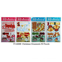 Funny Christmas 3D Puzzle