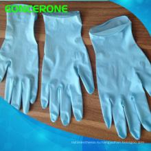 Устранимые медицинские хирургические перчатки/латексные перчатки пылью-свободной, Анти-статическое 230-240мм