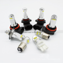 Stock available CE ROHS certificated pure white car led f1 h4