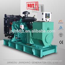 Generador diesel de 80KW 100KVA sistema de la CA trifásico con el alternador de Stamford