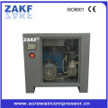 15KW electric mini screw air compressor belt pulley for industrial with best price