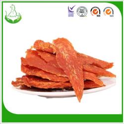 Natural chicken jerky breast dog treats dry pet-food