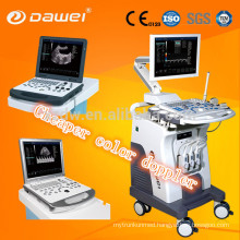 CE portable ultrasonic diagnostic devices 3d/4d color doppler ultrasound system