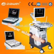 CE портативный ультразвуковой диагностических устройств 3д/4Д ультразвука doppler цвета системы