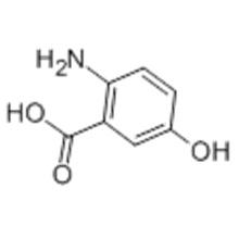 5-гидроксиантраниловая кислота CAS 394-31-0
