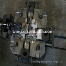 custom die cast professional sample concrete mould design