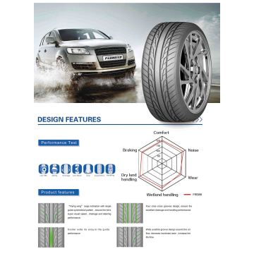 285 / 70R17LT SUV PCR-band