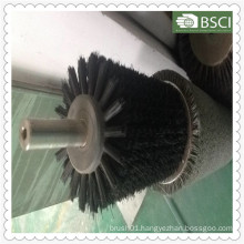 Br-Qsll PP Body Black Nylon Stainless Steel Industrial Brush