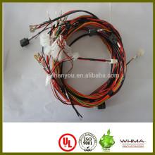 Faisceau de câblage électrique automobile étanche