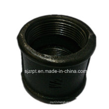 Beaded Black Coupling Malleable Iron Pipe Fittings