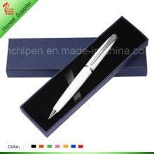 Hochwertiger weißer Farbmetallstift