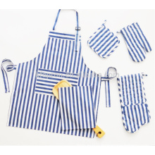 dollar store kitchen bbq apron and oven glove set