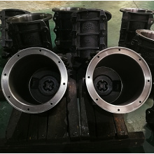 Ductile Iron Railway Parts Cylinder Parts