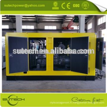 Générateur diesel de puissance 125 kva avec le moteur CUMMINS
