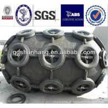 equipamento marinho cheio de ar yokohama hidrofólio pára-choque