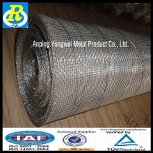 Maillage carré galvanisé / treillis métallique