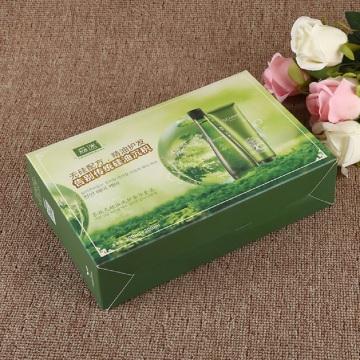 Cajas de regalo de papel de la cartulina de la impresión de encargo para embalar
