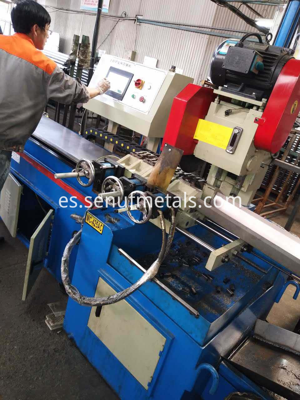 Automatic Cutting Machine (9)