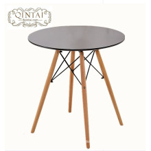 Wholesale Alibaba China Suppliers New Design Scandinavian look Table 1.Pack the chair legs with bubble bag to avoid scratches.