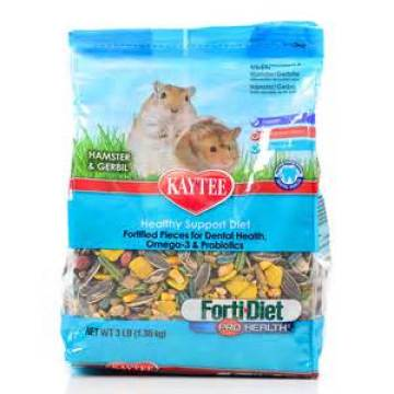 Hamster Food Packaging Feeds Bag