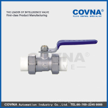 Stainless steel 1000WOG ball valve
