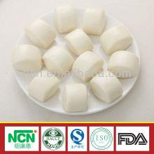 IQF Milk Steamed Bun With Organic Wheat Flour
