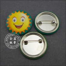 Promotion Tin Badge, spezielle Design Printing Button (HY-MKT-0006)