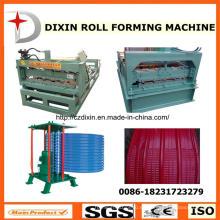 Neuartiges Design der Dixin Crimp-Umformmaschine