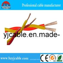 Неэкранированная витая пара, витая медная проводка Rvs, ПВХ-изоляционный кабель с витыми парами Rvs